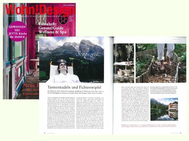 Naturhotel forsthofgut hotels referenzbeispiele for Wohndesign 2012